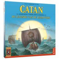 Catan: Legende van de Zeerovers Spellen & vrije tijd Multicolor Karton