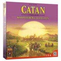 Catan Uitbreiding: Kooplieden & Barbaren Bordspellen Multicolor Karton