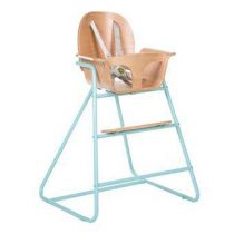 Childhome Ironwood Hoge Kinderstoel Babyartikelen Blauw