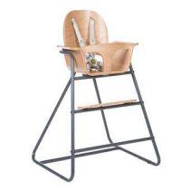 Childhome Ironwood Hoge Kinderstoel Babyartikelen Bruin