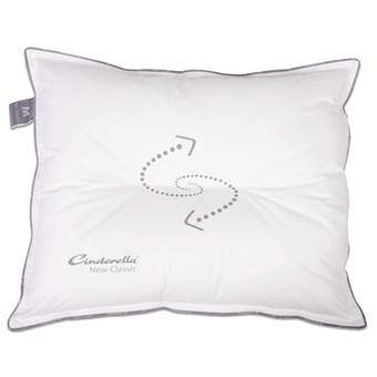 Cinderella New Classic Hoofdkussen Medium Slapen & beddengoed Wit
