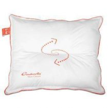 Cinderella New Classic Hoofdkussen Soft-Medium Slapen & beddengoed Wit