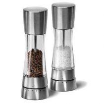 Cole & Mason Derwent Peper- en zoutmolenset Peper & zoutmolens Transparant Acryl
