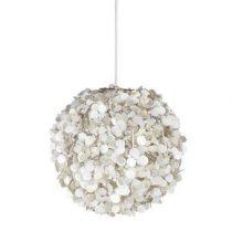Colorique Porcelino Pearl Hanglamp Ø 28 cm Verlichting Beige Kunststof