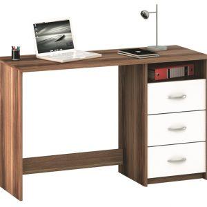 0.00 - Computer Bureau Aristote - Merano met wit - Kantoortafels