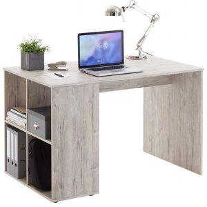 0.00 - Computer Bureau Gent 117 cm breed - Zand eiken - Kantoortafels
