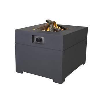 Cosi Fires Cosiconcrete 80 Terrasverwarming Grijs Composiet