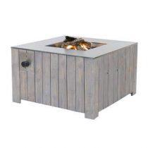 Cosi Fires Cosicube 95 Terrasverwarming Grijs Hout