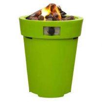 Cosi Fires Cosidrum 70 Terrasverwarming Groen Steen