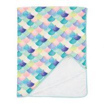 Covers & Co Fishy Deken 130 x 170 cm Baby & kinderkamer Multicolor Polyester