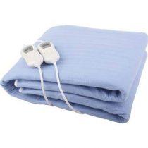 Cresta KTS 120 Elektrische Tweepersoonsdeken Slapen & beddengoed Blauw Polyester