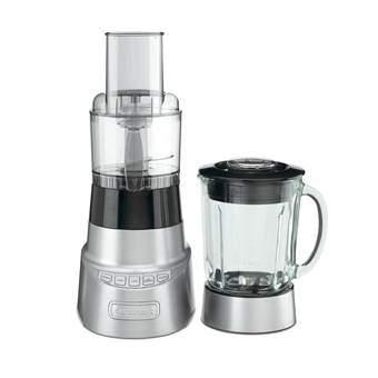 Cuisinart BFP603E Blender & Foodprocessor Keukenapparatuur Zilver Glas