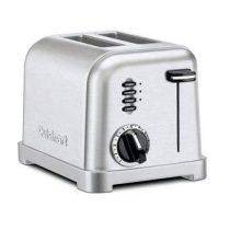 Cuisinart CPT160E Broodrooster Keukenapparatuur Zilver RVS
