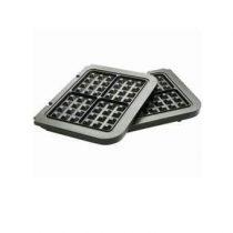 Cuisinart GR030E Wafelplaten Keukenapparatuur Zilver Aluminium