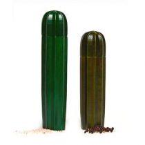 DOIY Cacti Cactus Peper- en Zoutmolen Peper & zoutmolens Groen Hout