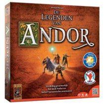 De Legenden van Andor Bordspellen Multicolor Karton