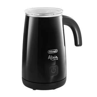 De'Longhi EMF2.BK Alicia Melkopschuimer  Koffie Zwart