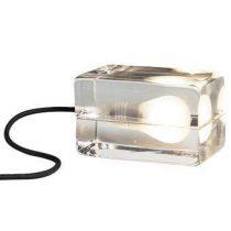 Design House Stockholm Block Tafellamp Verlichting Transparant Kunststof