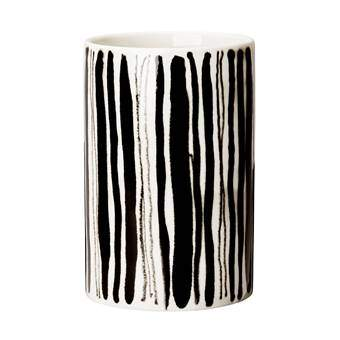 Design House Stockholm Deco Straw Vaas Woonaccessoires Wit