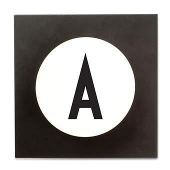 Design Letters Hook2 Wandhaak A Kapstokken Wit