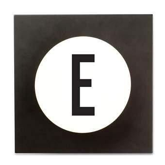 Design Letters Hook2 Wandhaak E Kapstokken Wit