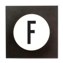 Design Letters Hook2 Wandhaak F Kapstokken Wit
