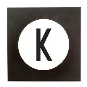 Design Letters Hook2 Wandhaak K Kapstokken Wit