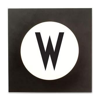 Design Letters Hook2 Wandhaak W Kapstokken Wit