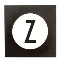 Design Letters Hook2 Wandhaak Z Kapstokken Wit