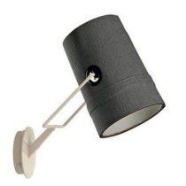 Diesel with Foscarini Fork wandlamp Grijs BlankSlaapkamer