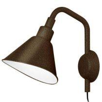 Diesel with Foscarini Smash met stekker wandlamp Zwart GrandeSlaapkamer