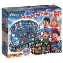 Disney Guess the Film Bordspellen Multicolor Karton