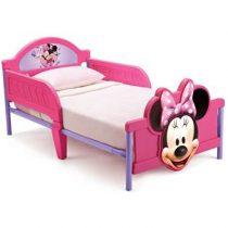 Disney Minnie Mouse 3D Kinderbed Baby & kinderkamer Roze Kunststof