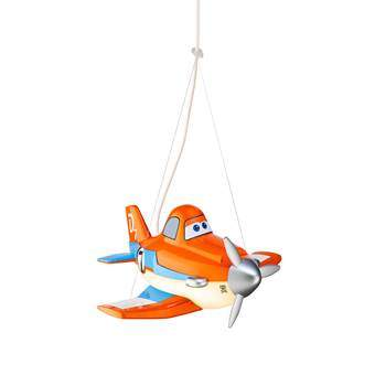 Disney Planes Hanglamp Baby & kinderkamer Oranje Kunststof