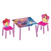 Disney Prinses Tafel met 2 Stoelen Baby & kinderkamer Roze MDF