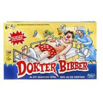Dokter Bibber Bordspellen Multicolor Kunststof