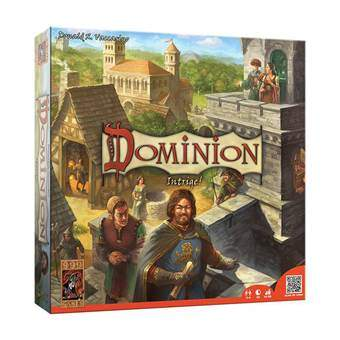 Dominion Intrige Bordspellen Multicolor Karton