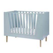 Done by Deer Babycot Ledikant Baby & kinderkamer Blauw Hout