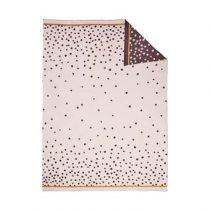 Done by Deer Happy Dots Babydeken 80 x 100 cm Kinderbeddengoed Roze Katoen
