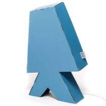 Dutch Design Lamp Delft Tafellamp Verlichting Blauw Karton