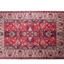 Dutchbone Bid Old Red vloerkleed 170x240 cmEetkamer