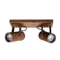Dutchbone Scope 2 Spot Verlichting Brons Glas