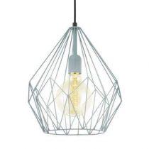 EGLO Carlton Hanglamp Verlichting Groen Staal
