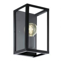 EGLO Charterhouse Wandlamp Verlichting Zwart Staal