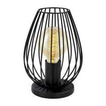 EGLO Newtown Tafellamp Verlichting Zwart Staal
