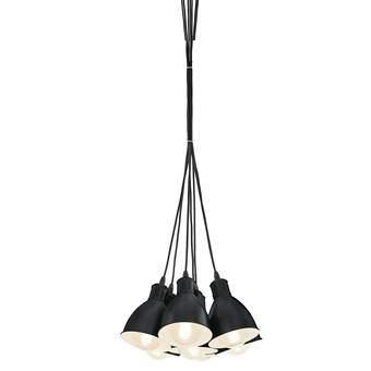EGLO Priddy Hanglamp Verlichting Zwart Staal
