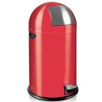 EKO Kickcan 33 L Afvalemmers Rood Metaal