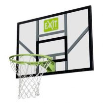 EXIT Galaxy Board + Ring + Net Buitenspeelgoed Zwart