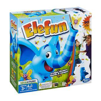 Elefun Reinvention Bordspellen Multicolor Kunststof