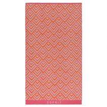 Esprit Zora Strandlaken 100 x 180 cm Badtextiel Roze Katoen